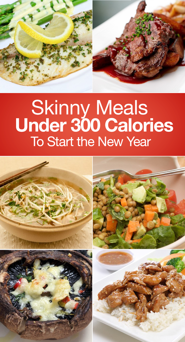7 Comfort Food Dinners Under 299 Calories