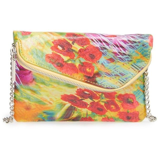 VIDA Leather Statement Clutch - Leah Leather Clutch by VIDA