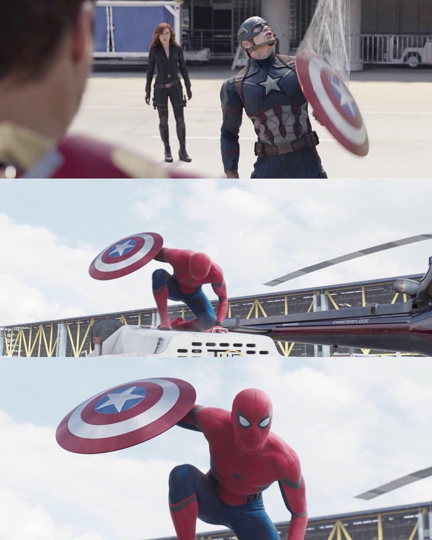 Spiderman Hey Meme : spiderman, Everyone, Still, Remember, Crazy, Spider-Man, Appeared, Civil…, Captain, America, Civil, Meme,, America,, Funny, Marvel, Memes