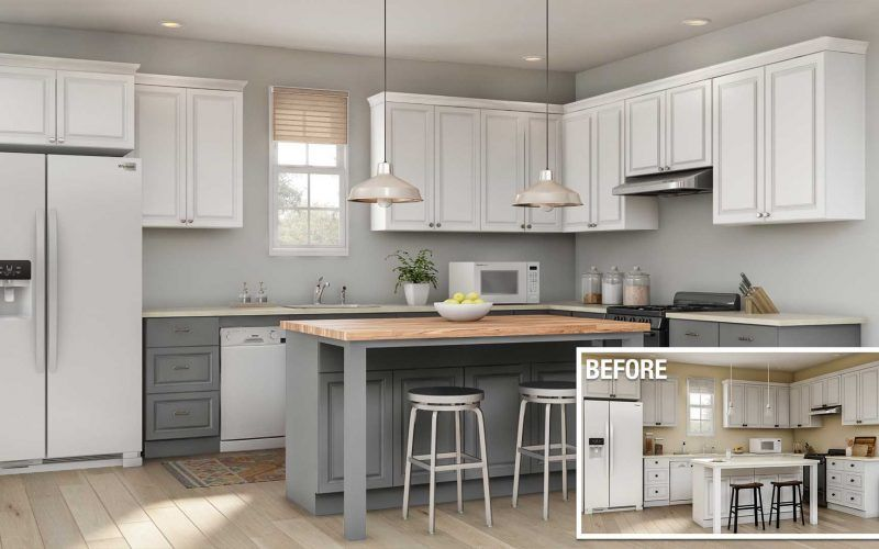 when you want your basement transformed into some place on kitchens that ll make you want to redo yours id=66438