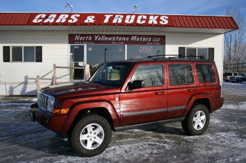2007 Jeep Commander 4WD 4dr Sport Cars Rigby, ID at