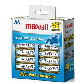 Pretty Simple Really Aa Batteries Will Keep Your Gadgets Charged Throughout The Week Any Excess That You Don T Need Cou Maxell Alkaline Battery Personal Care