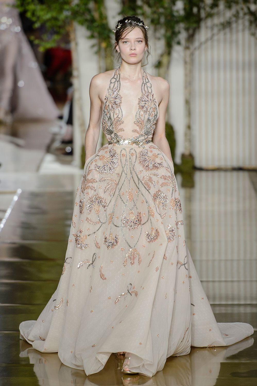 Zuhair murad e os vestidos couture dignos de red carpet para o