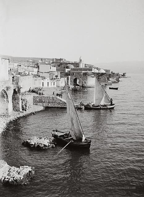 Tiberias, Palestine  1900-1920  | Palestine Lost in 2019