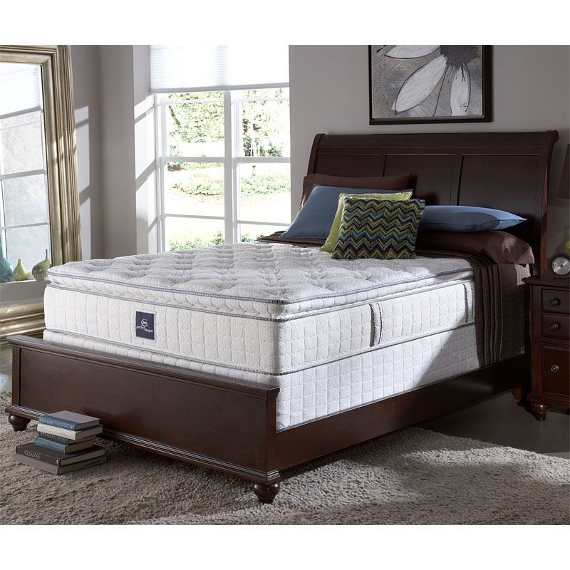 Serta Queen Mattress : $624.99 + Free Delivery | Full size ...
