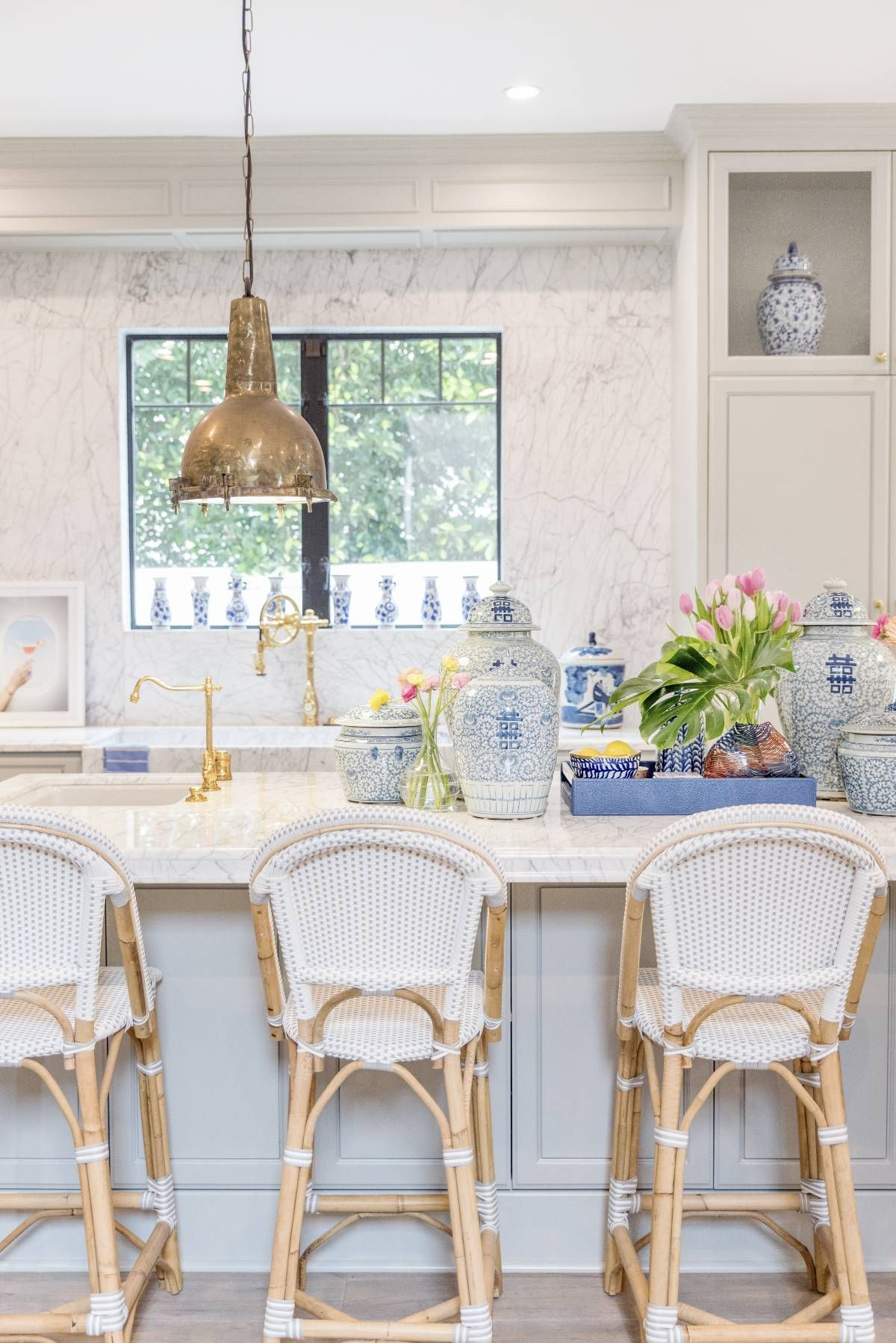 Renover Malin Exclusive Gray Malin S Stunning Kitchen Reveal Is What Dreams Are