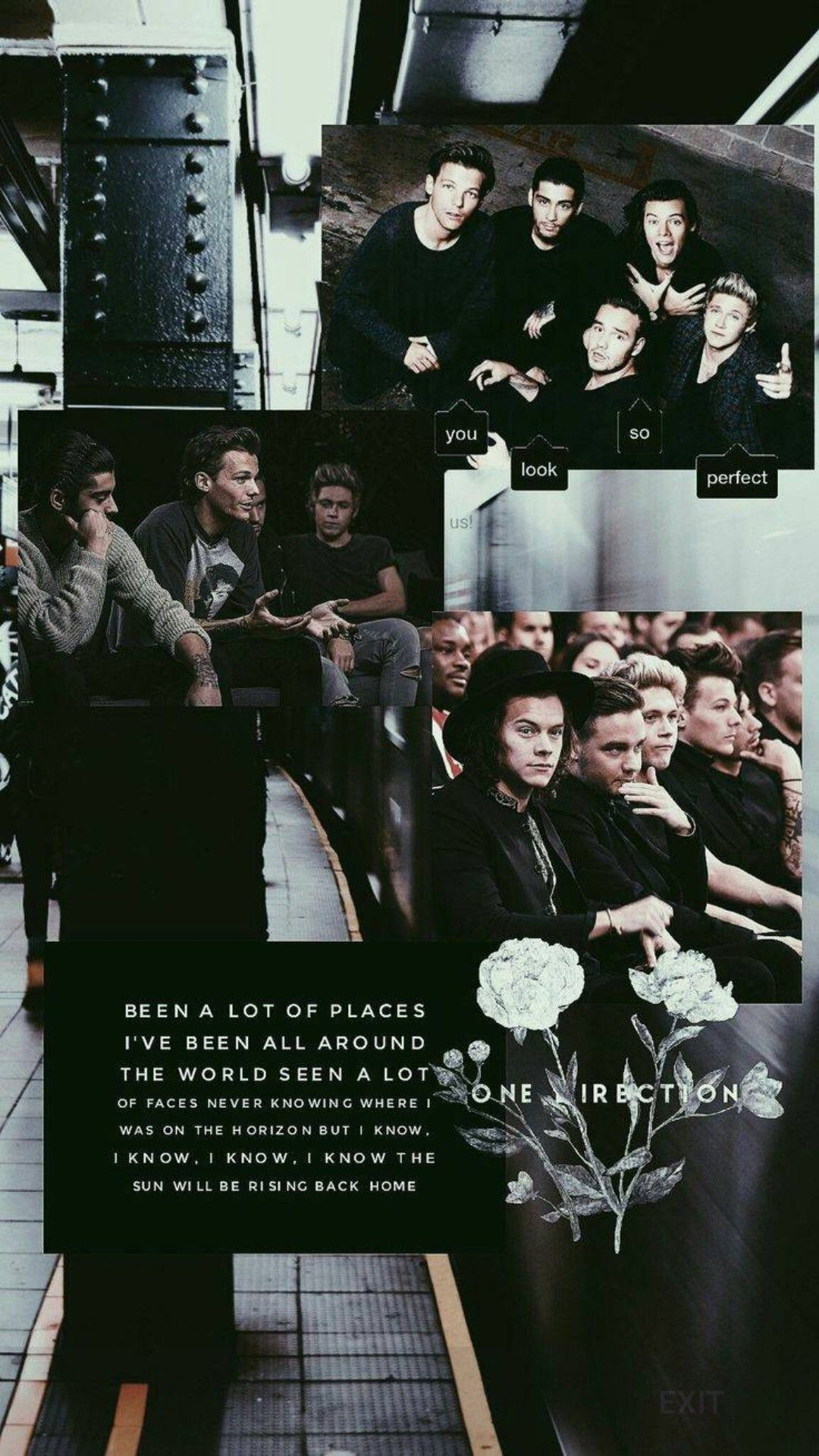 One Direction in 2020 One direction background, One