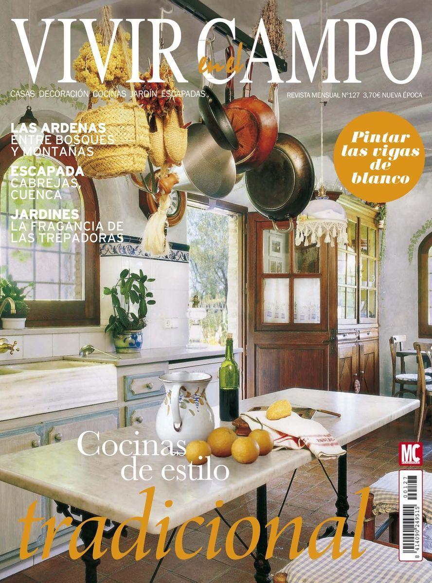 Cocinas Materiales Micasa Revista De Decoracion Con Imagenes Cocinas De Estilo Rustico Cocinas De Obra Cocinas Rusticas