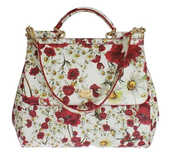 28e99d7226e Dolce & Gabbana Bag Absolutely stunning, Authentic, brand new with tags  Dolce & Gabbana leather SICILY Hand bag purse. This bag comes from the e.