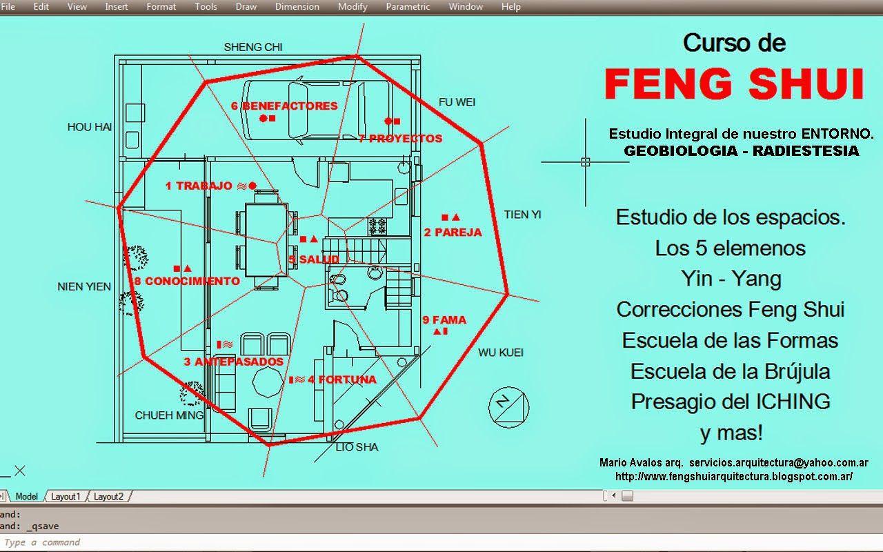 arquitectura y feng shui cursos de feng shui y