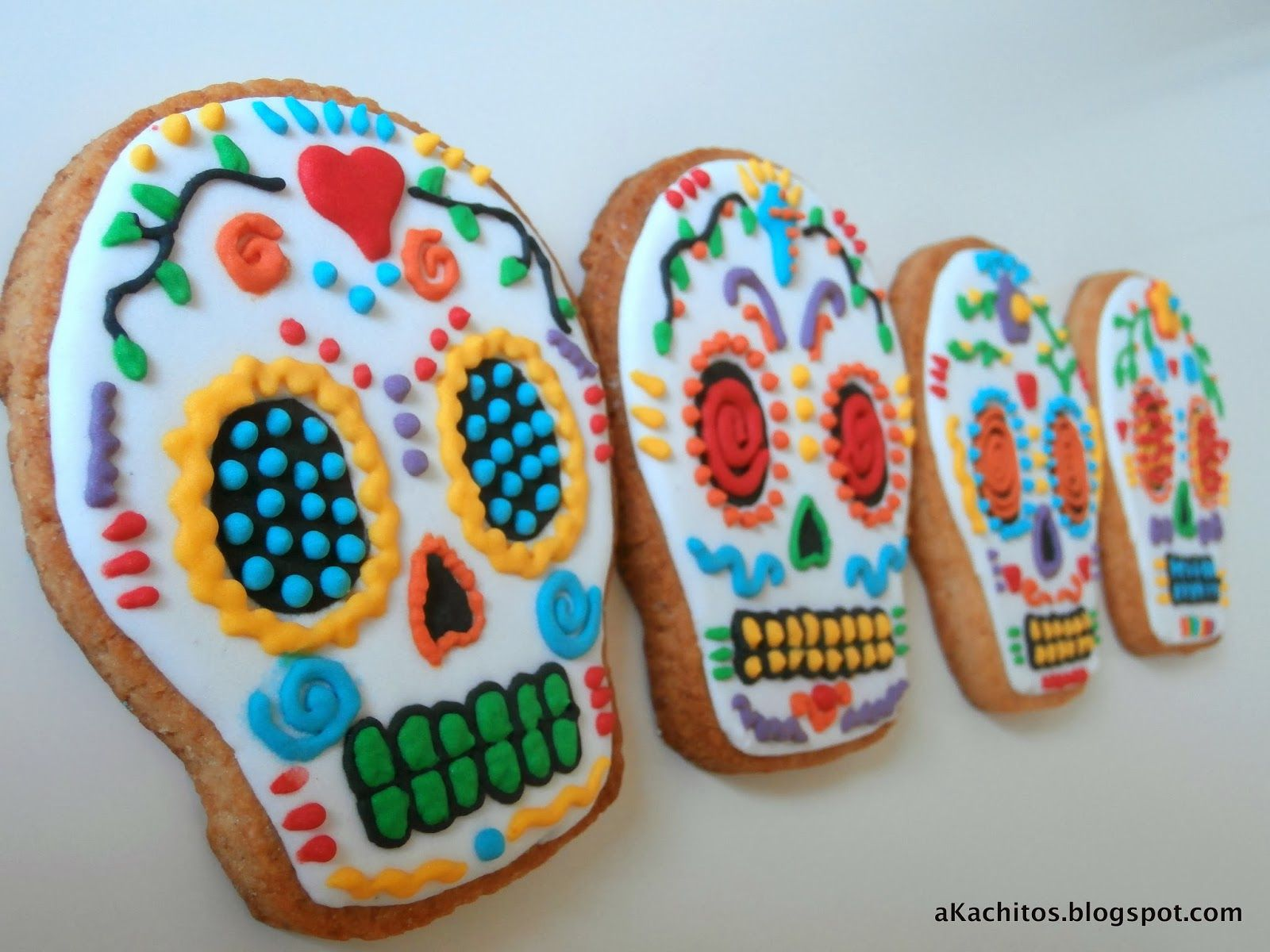 Galletas Decoradas Hallowen Galletas Decoradas De Frida Kahlo Buscar Con Google