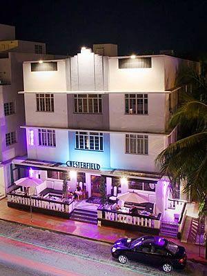 The Chesterfield Hotel South Beach Miami Fl