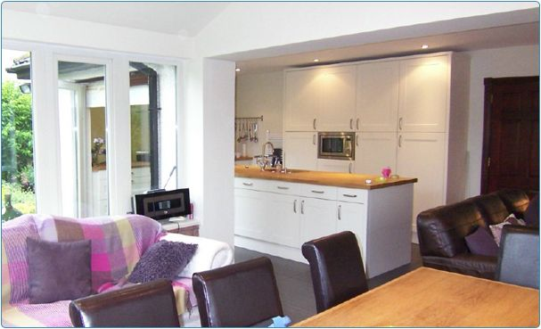 Kitchen Living Area Extension Google Search 18