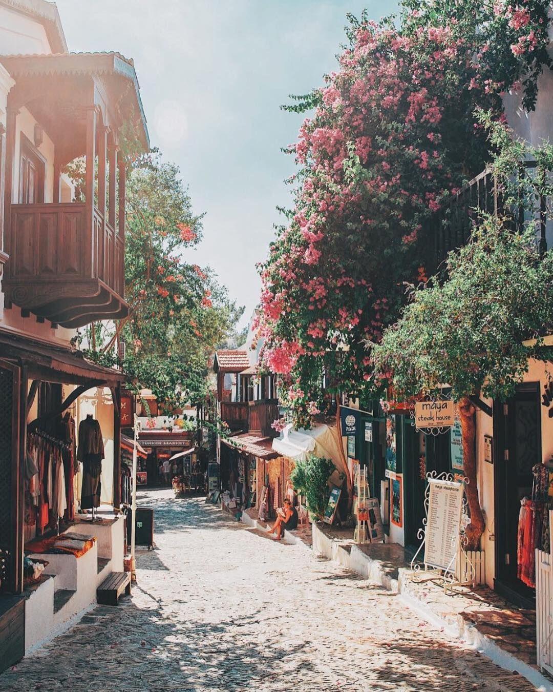 Spring In Turkey Ahmet Erdem Kas Turkey Travel Places To Visit