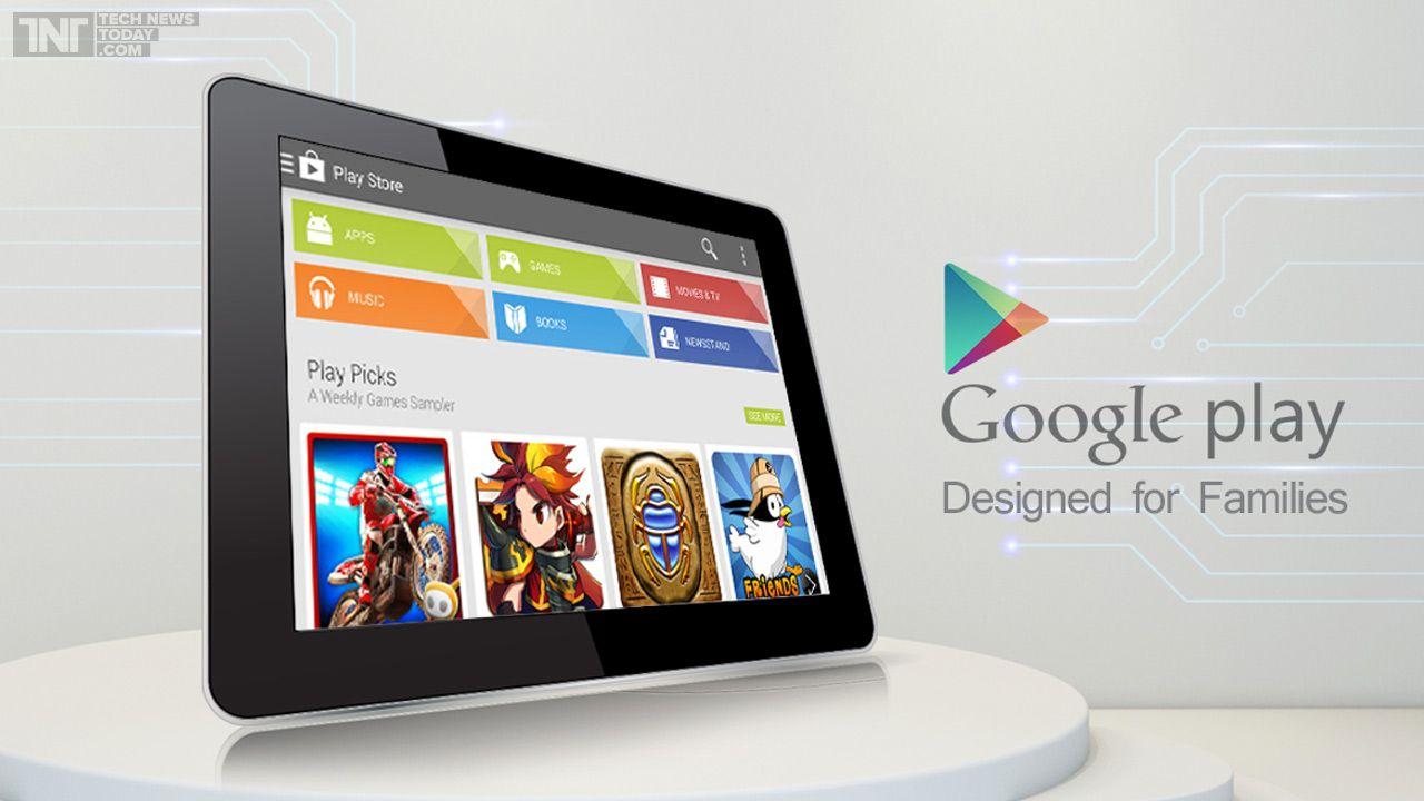 "Google Announces ""Designed for Families"" Program To Filter"