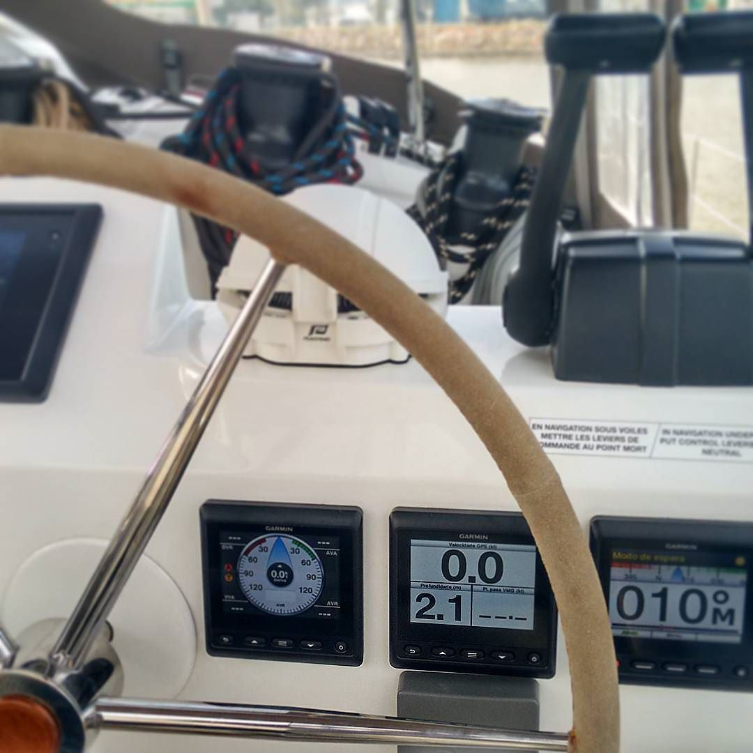 #navitec #keepsailingalwayssafe #garmin #garminbrasil #navegar #sailboat #veleiro #barco #boat by fardigo