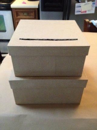 How To Make A Wedding Card Box Card Box Wedding Card Box Wedding Diy Diy Card Box