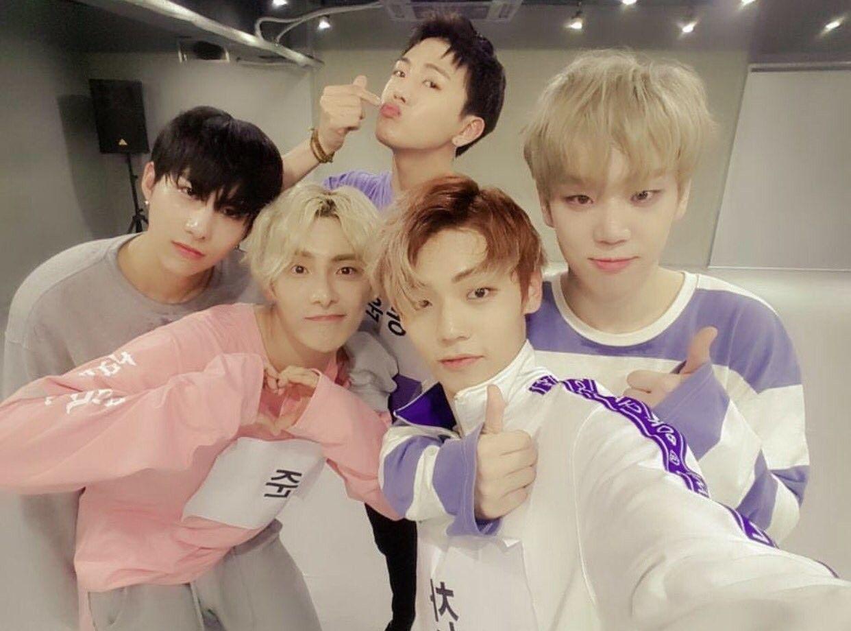A C E 1million Dance Studio Cactus Dance Practice Official A C E Ace Boy Groups Kpop