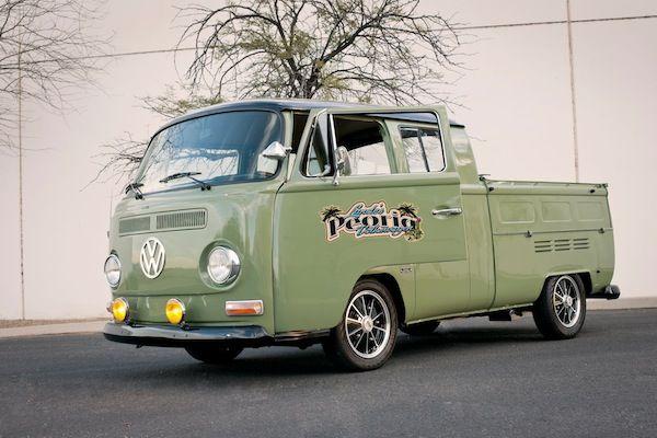 Peoria Volkswagen, Vans