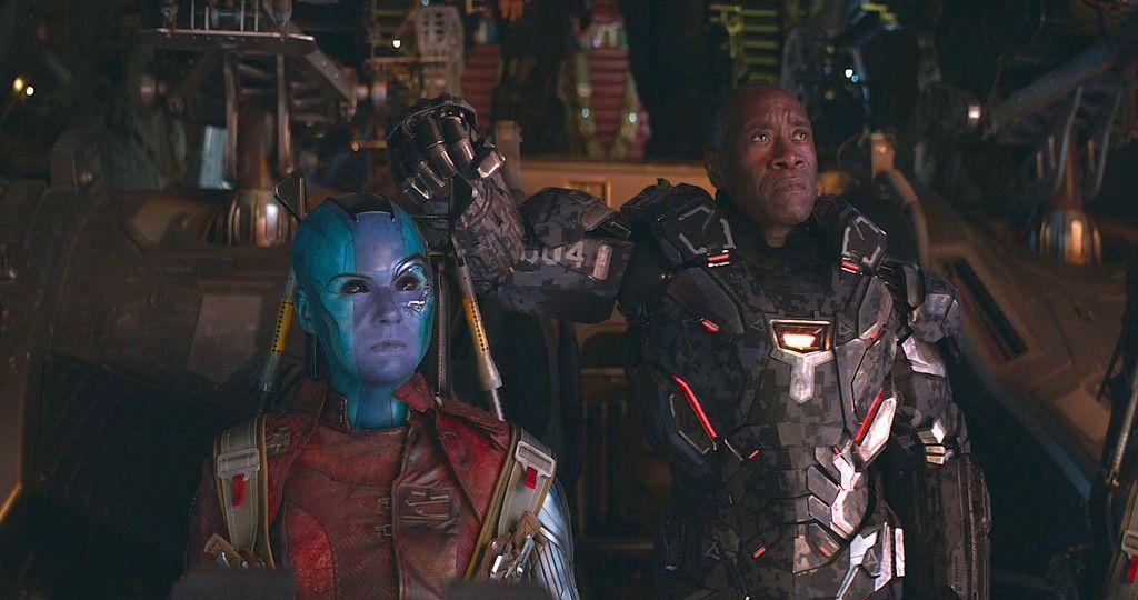 Por Qué No Hay Escenas Post Créditos En Vengadores Endgame Los Vengadores Avengers El Credo