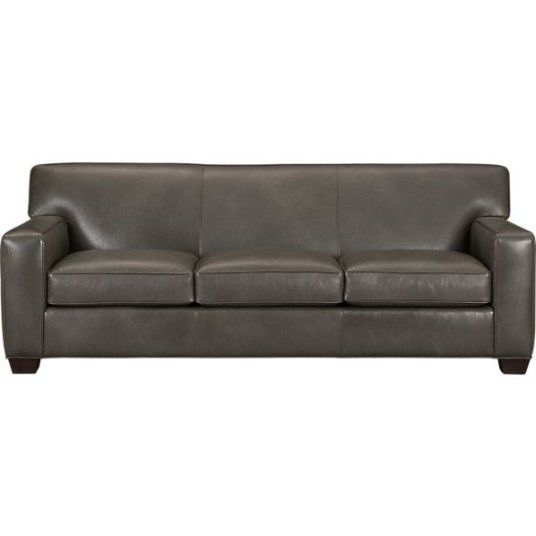 Leather Sleeper Sofas From Bellanest And Novak With Images Leather Sleeper Sofa Stylish Sofa Bed Modern Leather Sofa