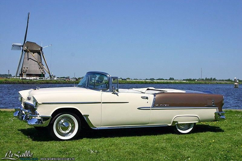 1956 Chevrolet Belair 2dr Hardtop Chevrolet American Classic Cars