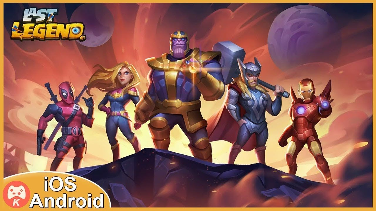 Heroes Legends Idle RPG Gameplay iOS Android Games