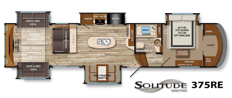 Solitude fifth wheel floor plans grand design rv home - Grand design solitude floor plans ...