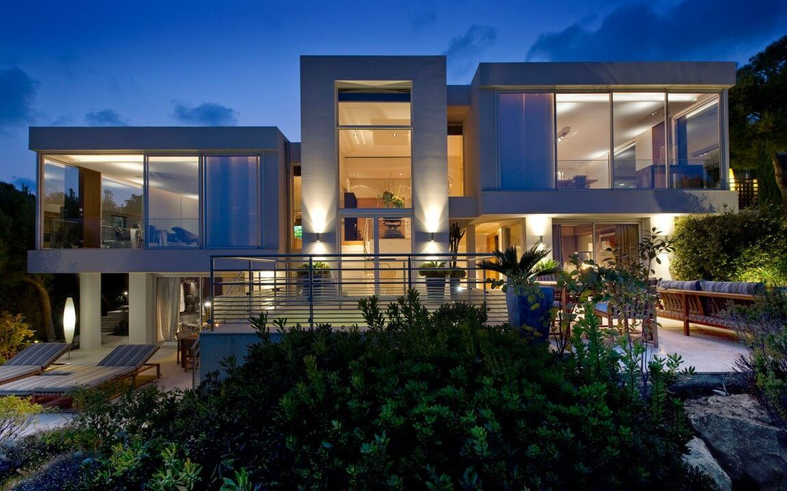 Some Of The Best Modern Exterior House Designs | Architect design house, Best  modern house design, Modern architecture design