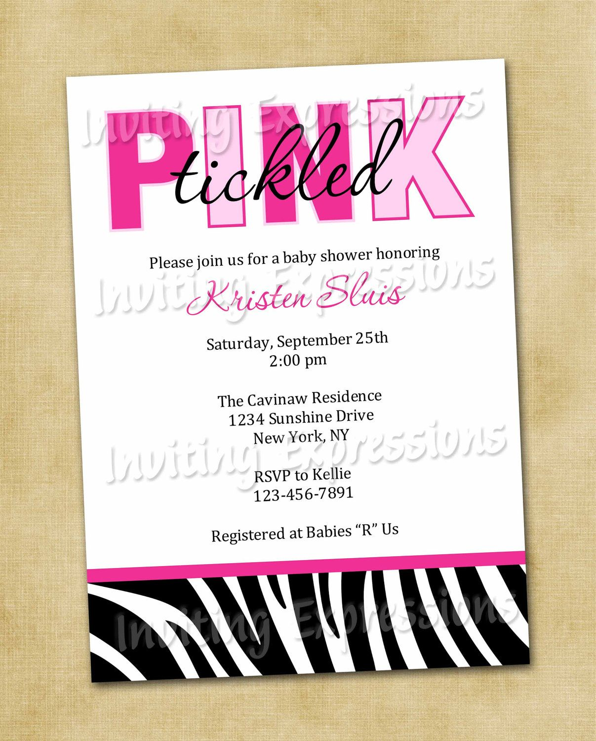Cheap Baby Shower Invitations For Girl Baby Shower Invitation