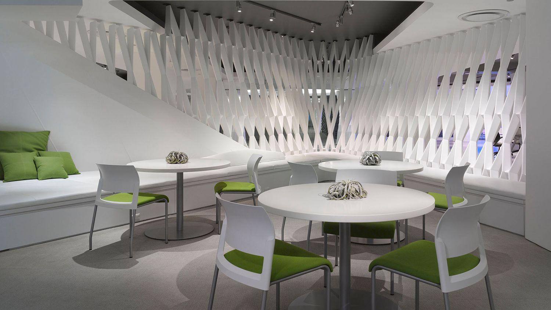 Steelcase Worklife Center Chicago Shimoda Design Group Award
