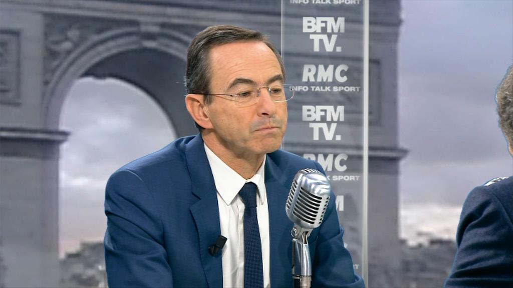 """Bruno Retailleau: """"On avait besoin de Xavier Bertrand"""" chez Les Républicains"""