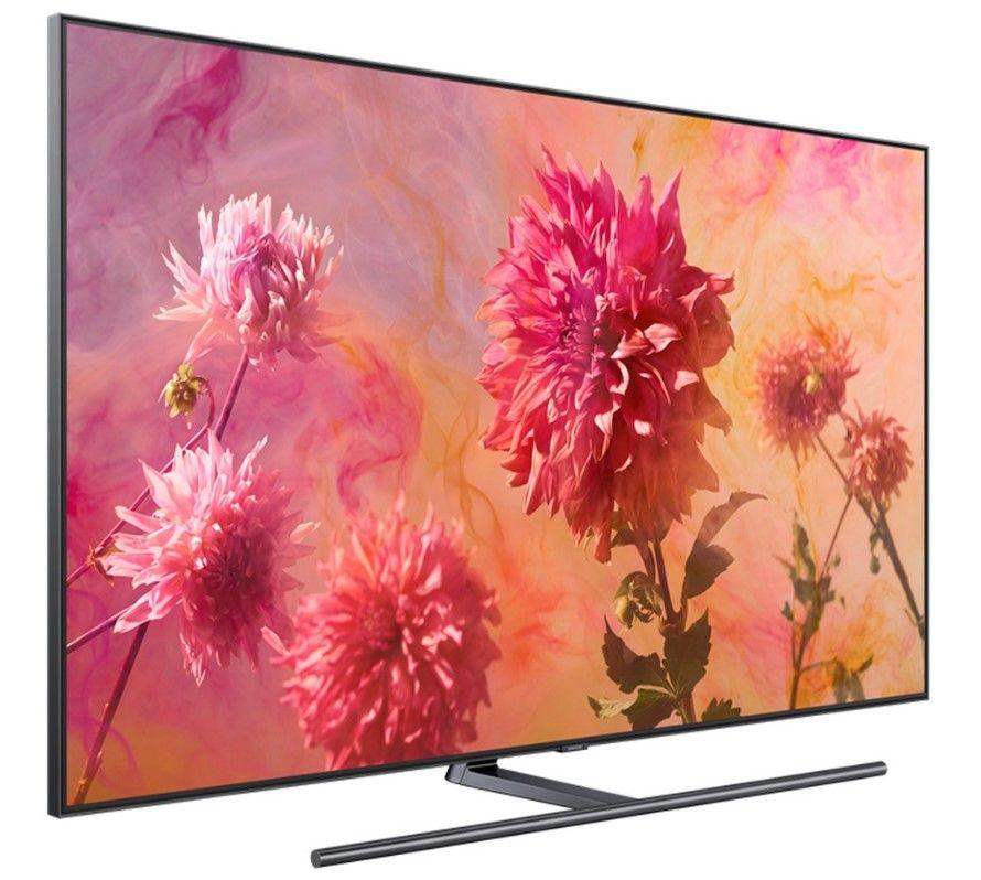 Tv Qled Samsung Qe55q9f 4k Uhd Pas Cher Televiseur Qled Darty Iziva Com Smart Tv Televiseur Tv Samsung