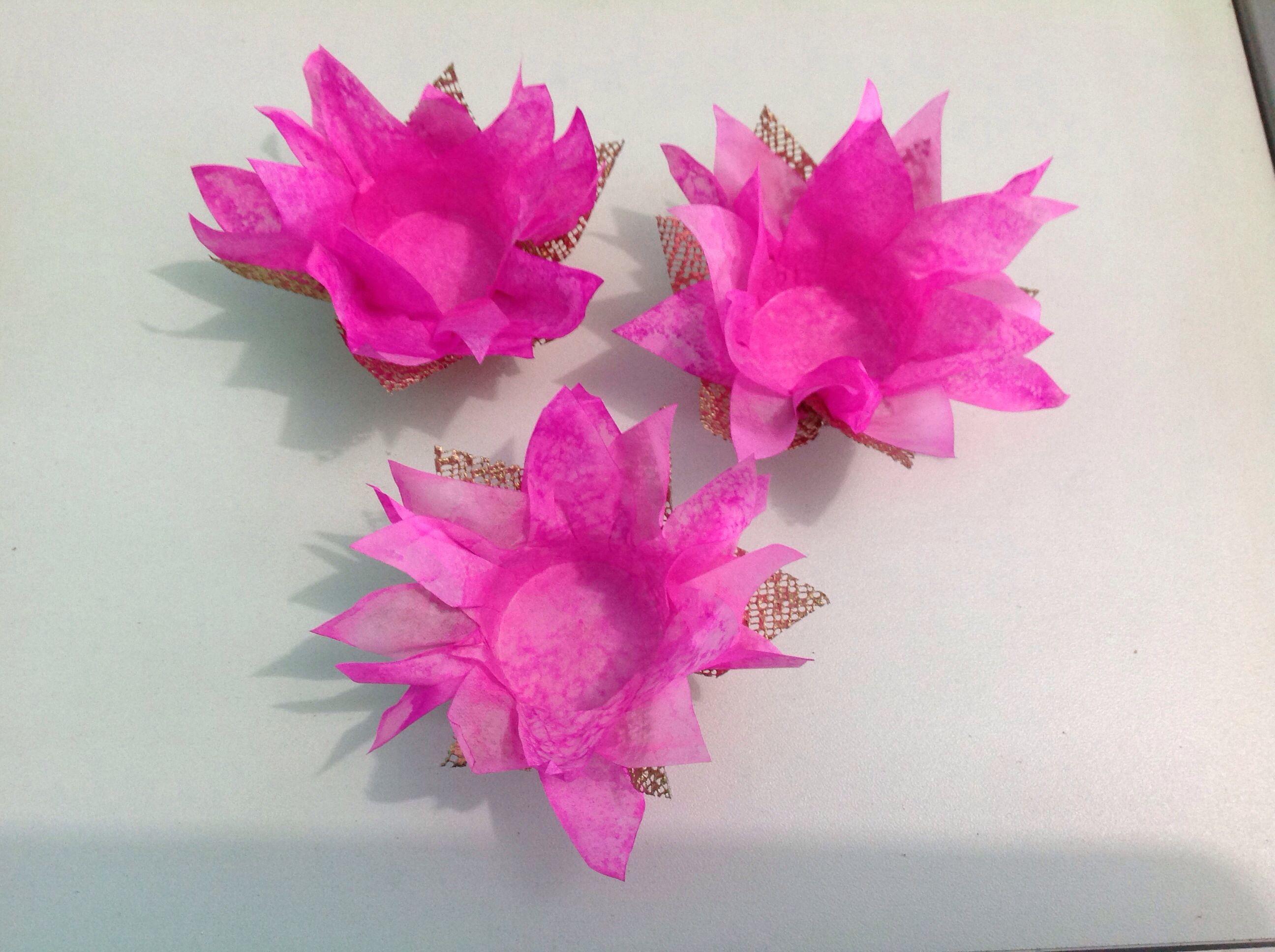 Lindas, modelo girassol na cor rosa!!