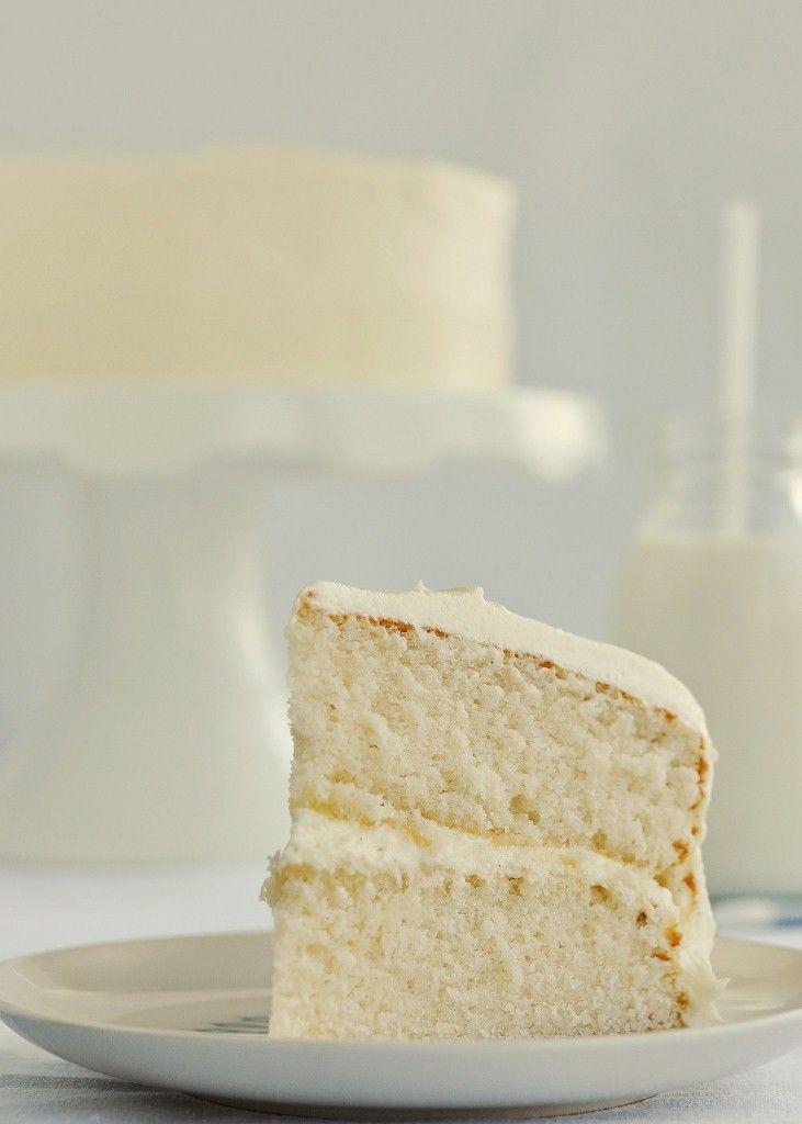 Best Buttermilk Birthday Cake Recipe Vanilla Bean Cakes