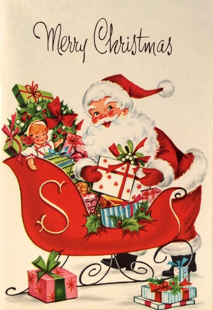 1000+ ideas about Vintage Christmas Images on Pinterest