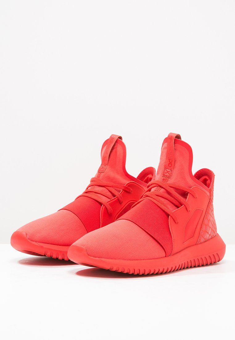 TUBULAR DEFIANT  Hightop trainers  redwhite  Zalandocouk adidas  Originals