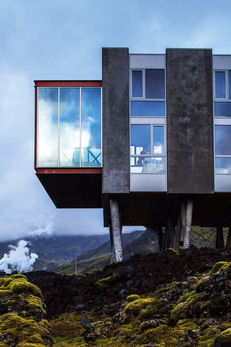 Ion iceland hotel selfoss islandia