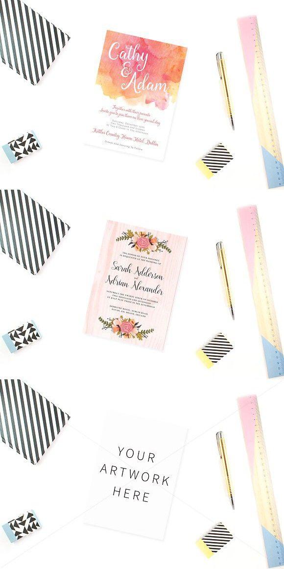Greeting Card Mockup Wedding Card Templates Wedding Card - greeting card template