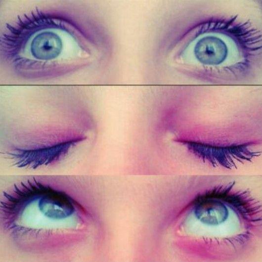 My eyes*-*