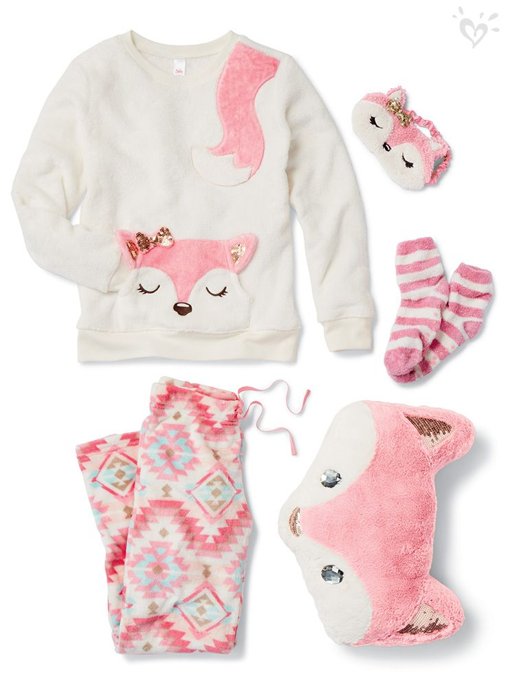 c62f6cb0d Fox-themed sleepwear at the Sleepover Shop guaranteed to keep you ...