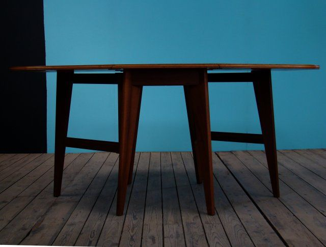 1950 S Morris Of Glasgow Cumbrae Dining Table Interior Design