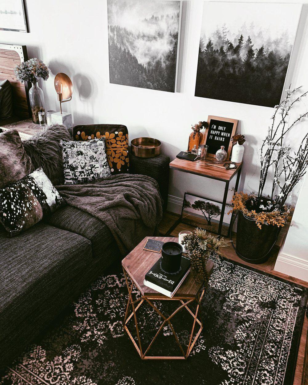 Photo of My 500 Sq Ft Studio Apartment Tour! — Moda Misfit