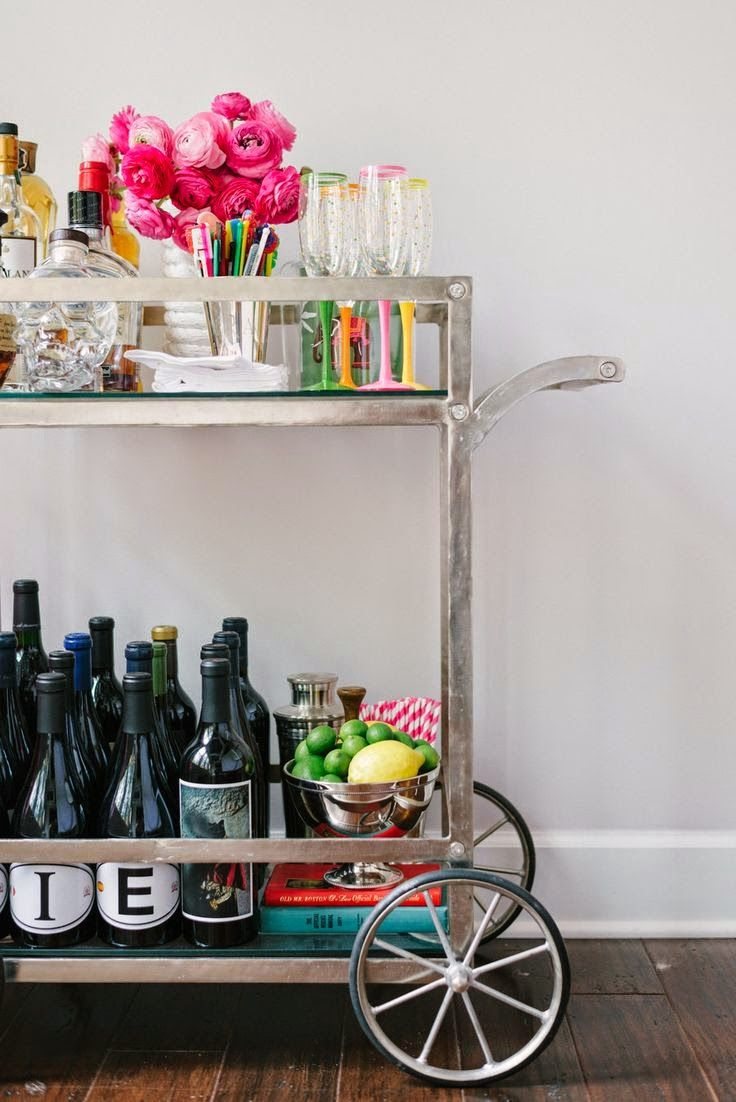 Oficina Chic: Decor Chic: Mini Bar
