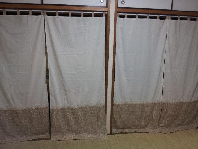 押入れのカーテン カーテン 押入れ 生活