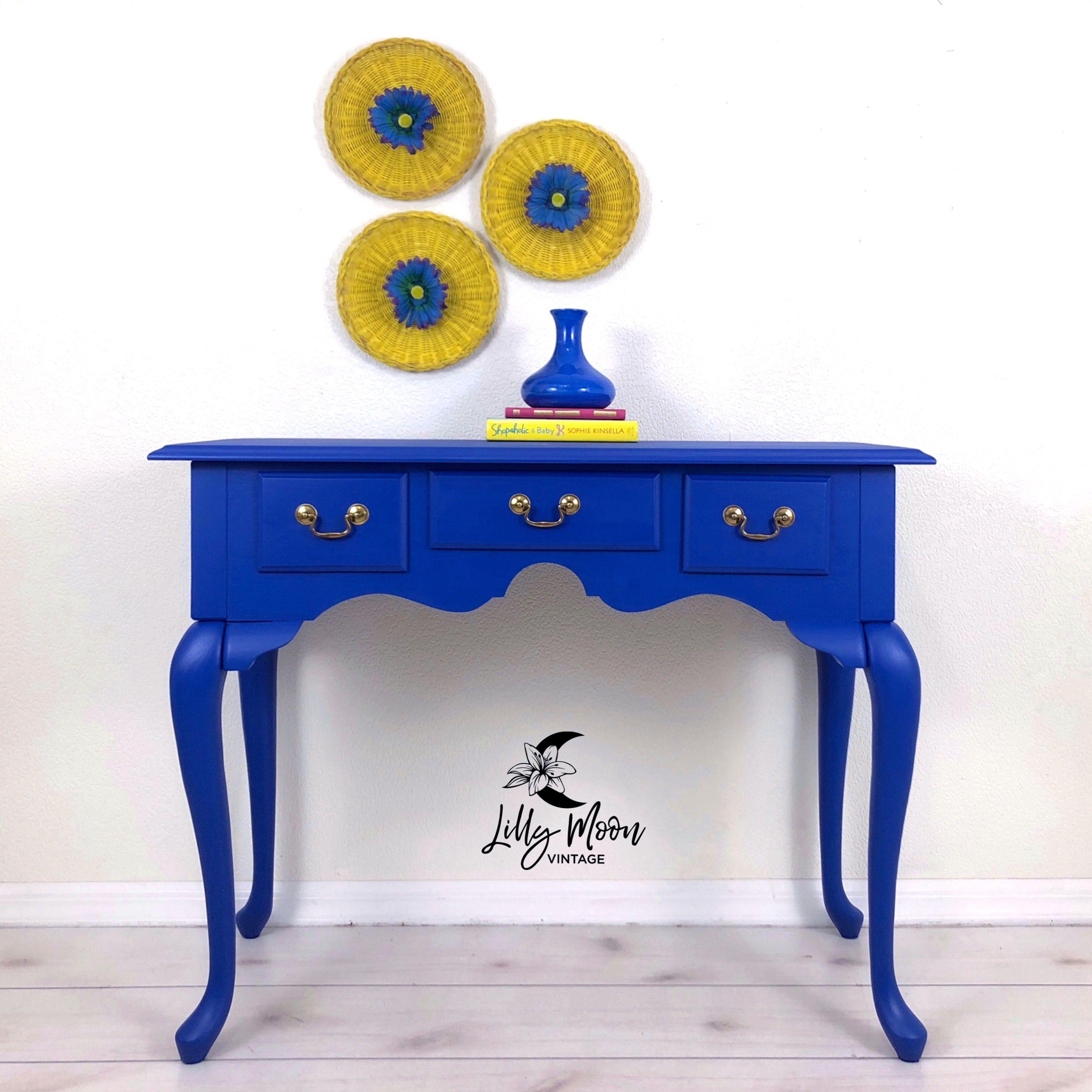 Best Dixie Belle Cobalt Blue Blue French Provincial Entry 640 x 480