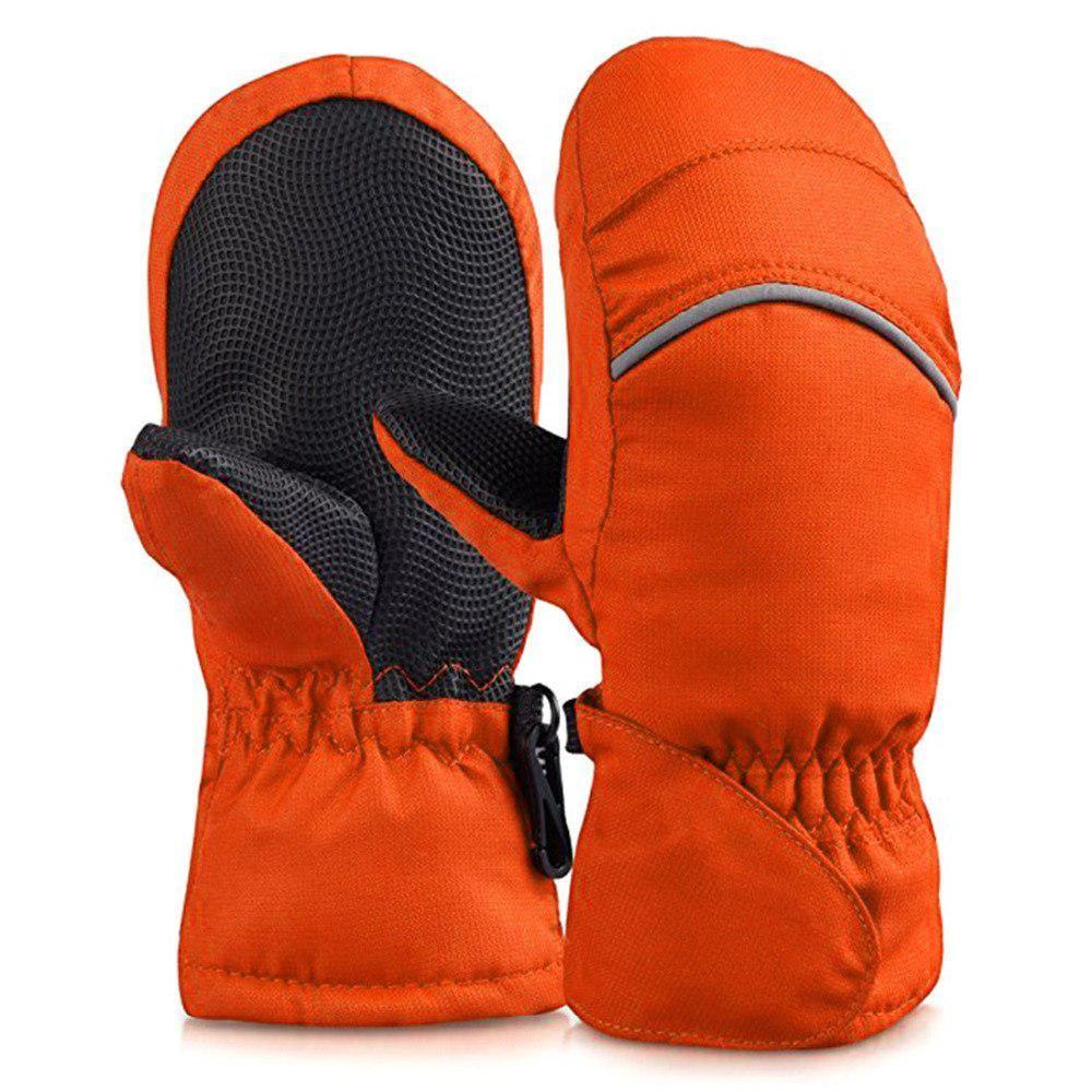 3f4ae1f8d Baby Gloves Boy Girl Windproof Warm Thickening Children Mittens Ski Gloves  Snowboard Winter Gloves for Kids Stroller Accessories.