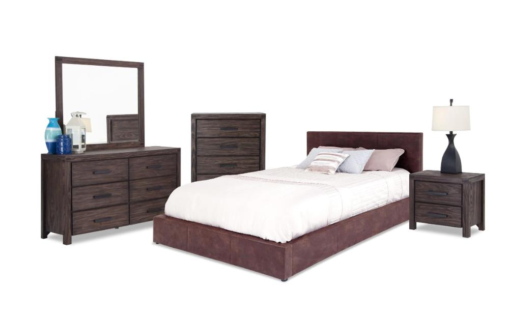 21++ Austin bedroom set bobs furniture information