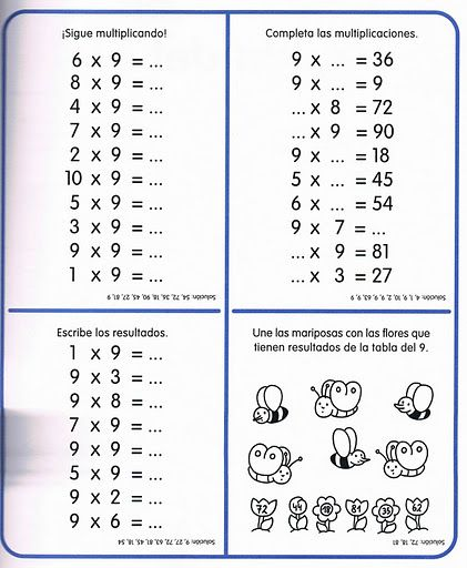 Mi Escuela Divertida Cuaderno De Actividades Matemáticas Las