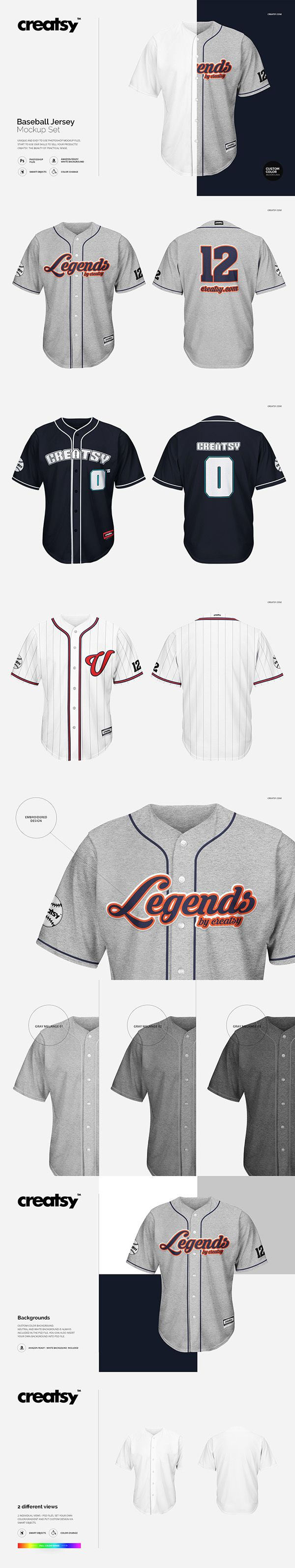 Download Baseball Jersey Mockup Set On Behance Baseball Jerseys Baseball Jersey